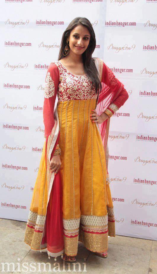 Naj Collections Mehndi Celebration Dresses 2012 Naj Collections Mehndi Celebration Dresses 2012-13 – Beauty Tips