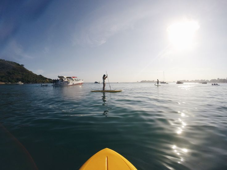 Stand Up Paddle: A arte de remar em pé!