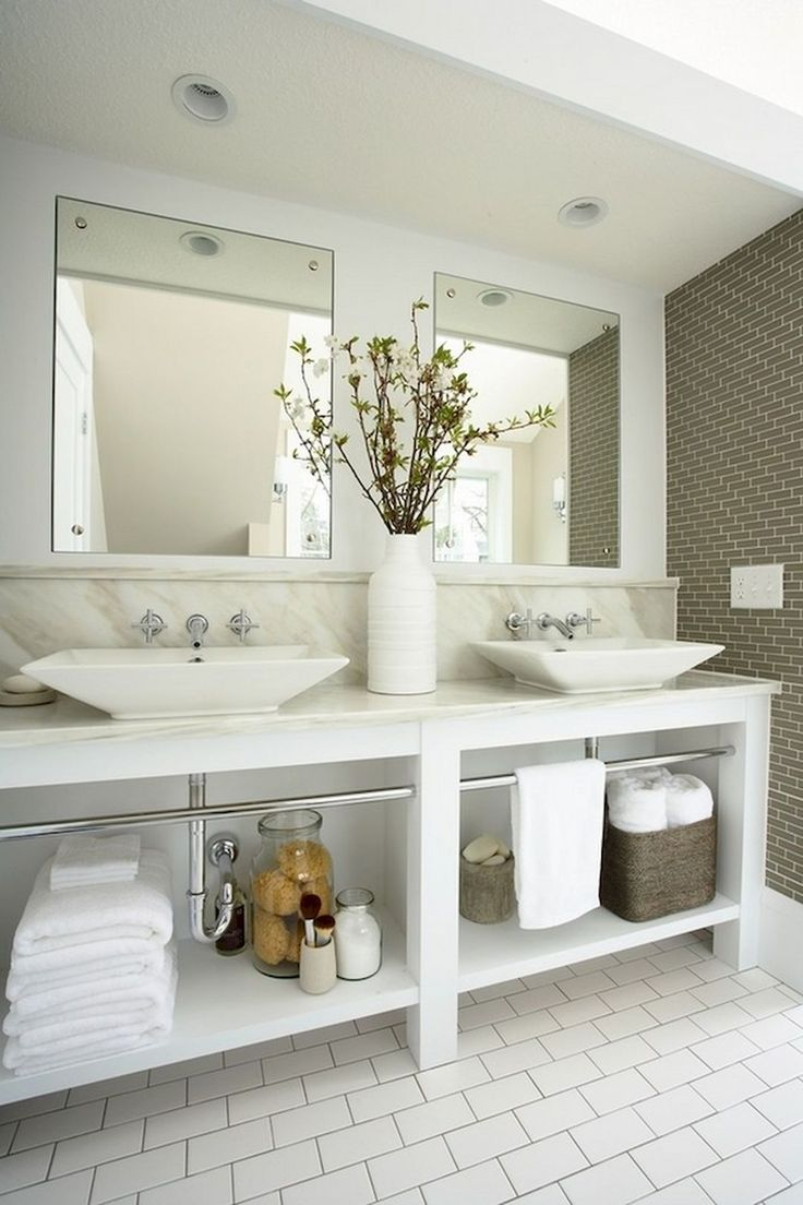 Vanity Designs For Small Bathrooms Enchanting Best 25 Small Double Vanity Ideas On Pinterest  Double Sinks Design Inspiration