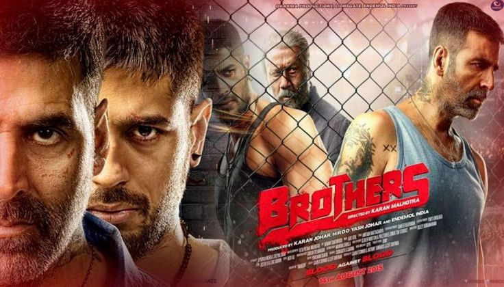 Brothers Bollywood Movie 2015 Enters in Highest Opening Weekend Grosser.See Second (2nd) Day or First Two Days Total Box Office Collection of Brothers Film.