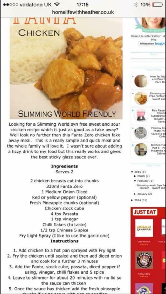 55 best images about Slimming World on Pinterest ...