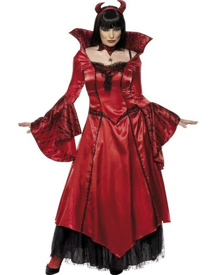Mote og mer på nett Vampyrenes Fristelse - Luksuskostyme og andre Vampyr, Djevel & Gotisk