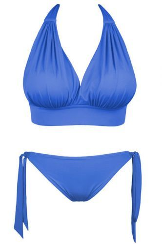 """Buy your tops and bottoms as separates. Finding bikini sets that fit properly on the top and bottom is easier said than done, according to Sorella swim designer Jessica Petersen.""""Many women tell me that they are small-busted but have a very full frame everywhere else — and that all the swimsuits they try on are too big in the bust."""" The reverse can also be true. """"I recommend shopping for a two-piece swimsuit that is sold as separates. This gives women the flexibility to buy tops and bottoms…"""
