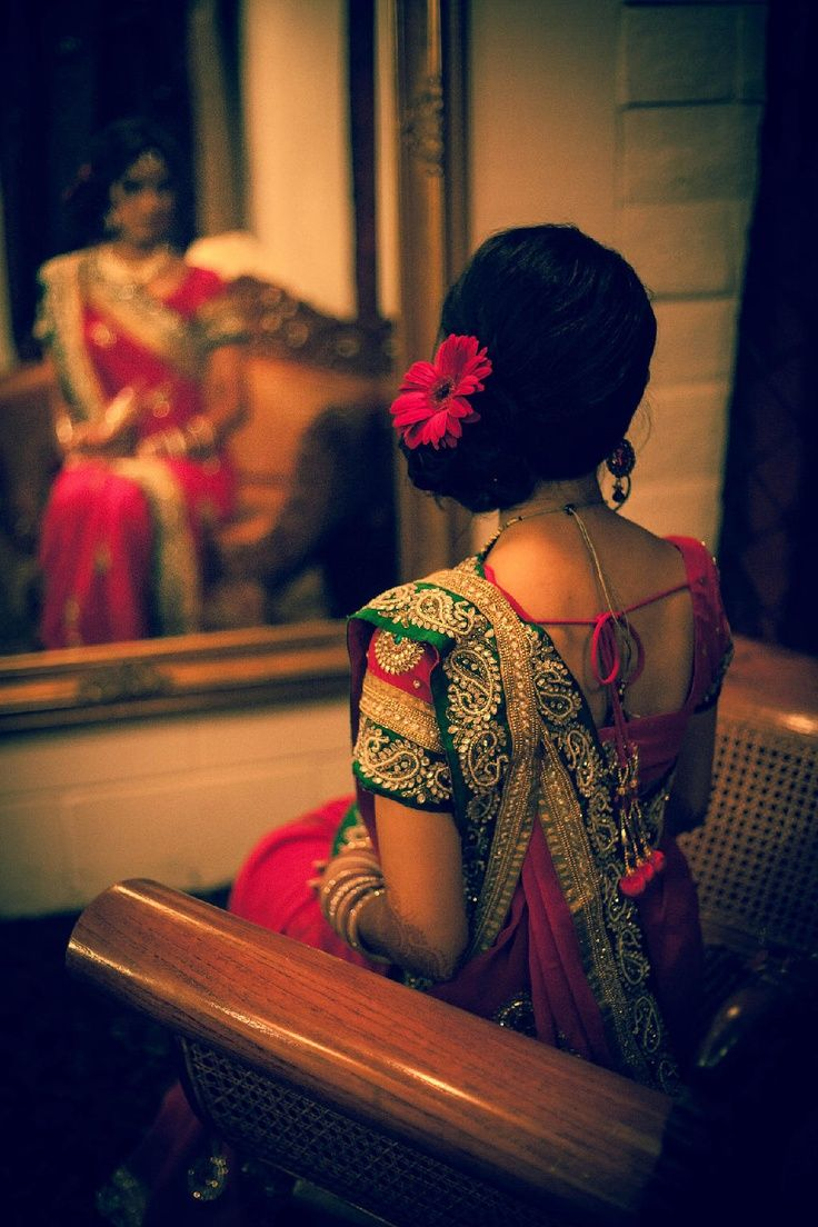 Desi Weddings #saree #indian wedding #fashion #style #bride #bridal party #gorgeous #elegant #blouse #lehenga #desi style #designer #outfit #inspired #beautiful #must-have's #india