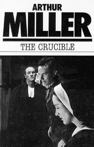 The unreasonable discrimination in the novel the crucible by arthur miller