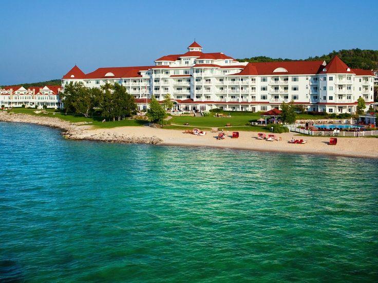 Inn at Bay Harbor, Little Traverse Bay : Hotels and Resorts : Condé Nast Traveler