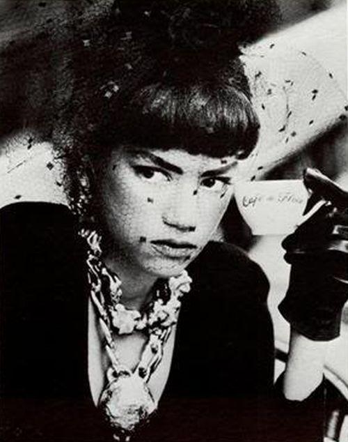 Veronica Webb circa 1989