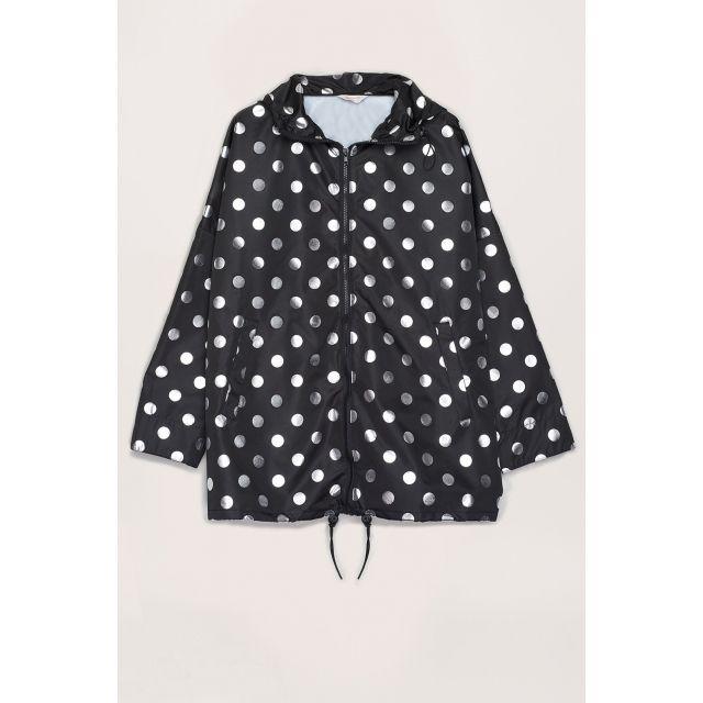 Gorman dot raincoat