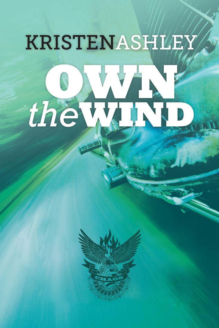 International Ebook Cover For Own The Wind