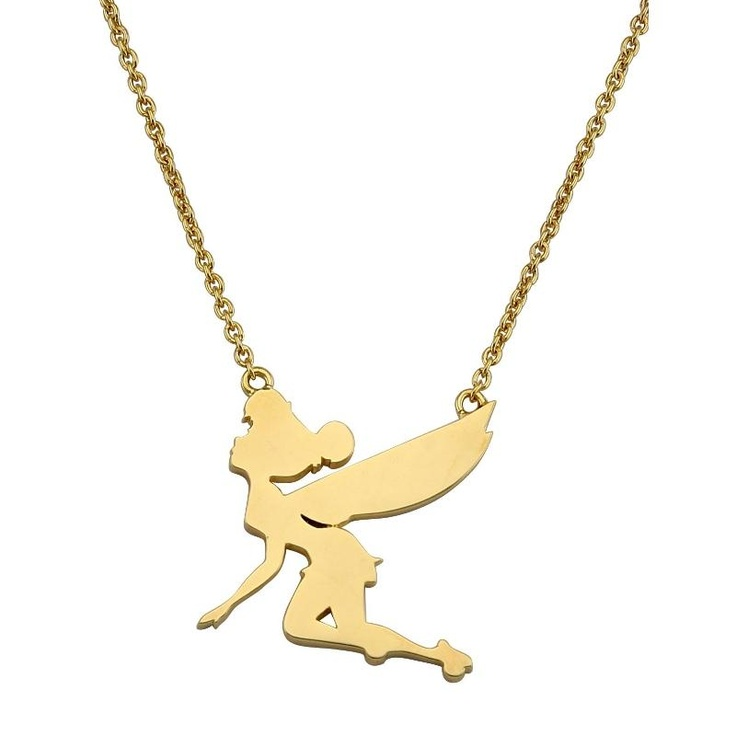 Disney Couture Tinkerbell Necklace  £22