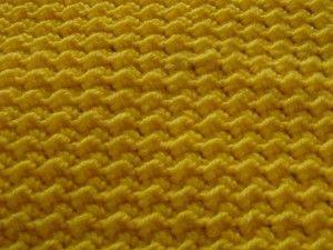 Moss Stitch 12″ Afghan Square – Free Crochet Pattern   Ambassador Crochet