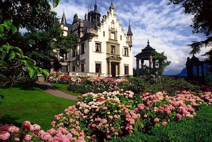 Schloss Meggenhorn - Meggen, Switzerland