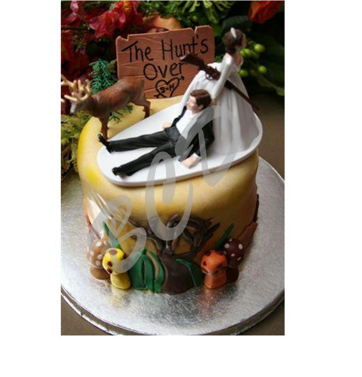 Hunting and Fishing Grooms Cake | in hunting theme groom s cake album cakes