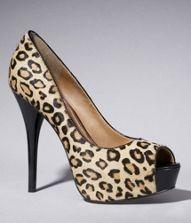 expressPlatform Heels, Leopards Shoes, Platform Pump, Leopards Prints, Animal Prints, Open To Platform, Jeans Dreams, Express Jeans, Leopards Haircalf