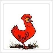 Infantil Mercedarias: La gallinita roja ... audio cuento