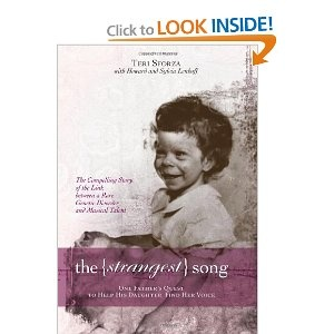 The Strangest Song (about Williams syndrome) I need to read this...ASAP!