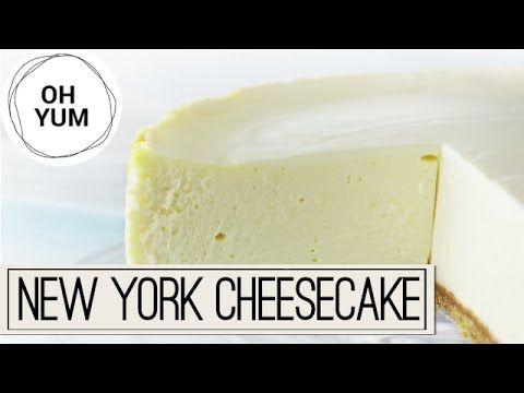 Newyorský cheesecake, známy svojou neprekonateľnou chuťou   Recept