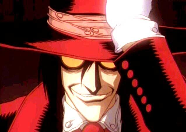 Best 19 animes i love images on pinterest cosplay ideas anime art alucard hellsing fandeluxe Image collections