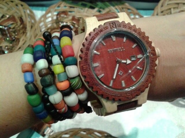 wood watch.. amazing made in Indonesia