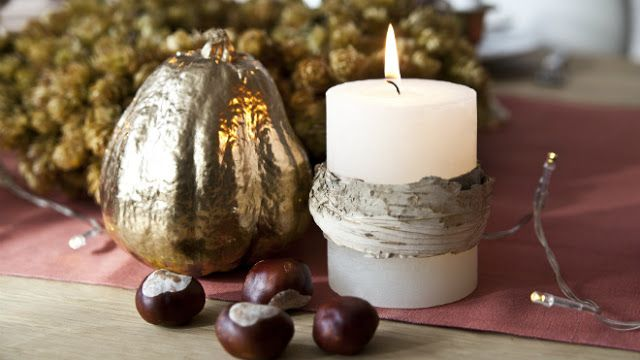 Autumnal ideas to decorate home