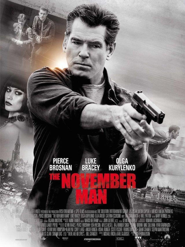 The November Man: http://my-strapontin.com/film/the-november-man #TheNovemberMan