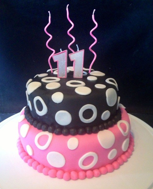 20 Great Image Of 11Th Birthday Cake 11th Food Pinterest