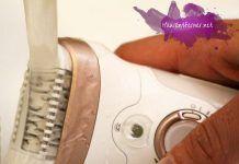 Epilierer: Reinigung & Pflege