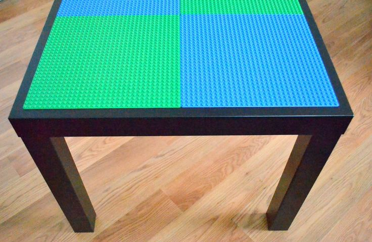 17 best images about lego tables on pinterest ikea hacks for Ikea green side table