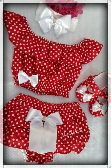 a135a0bd68 Compre calcinha bunda rica tiara e sapatinho no Elo7 por R  69
