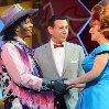 Paul Reubens, Phil LaMarr and Lynne Marie Stewart in The Pee-Wee Herman Show on Broadway....HEY! Miss Yvonne, Lynne Marie Stewart is one of OUR good customers