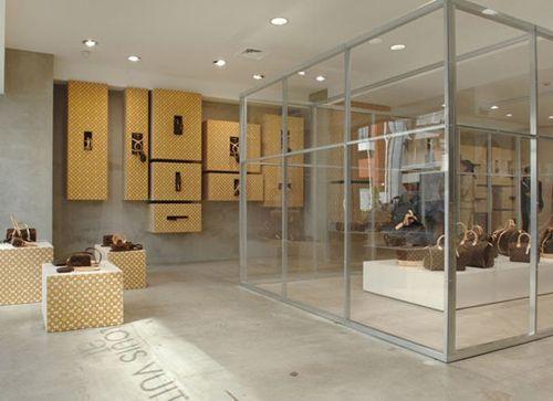 Comme des Garcons x Louis Vuitton Pop-up Store in Tokyo, Japan