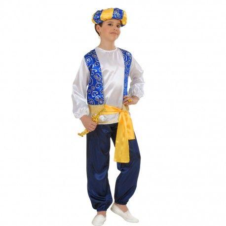#Disfraz #Principe #Arabe Infantil. Disfraz #aladin perfecto para tus fiestas de #carnaval o representaciones #escolares.