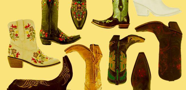Yippie - Ki - Yay! Boots
