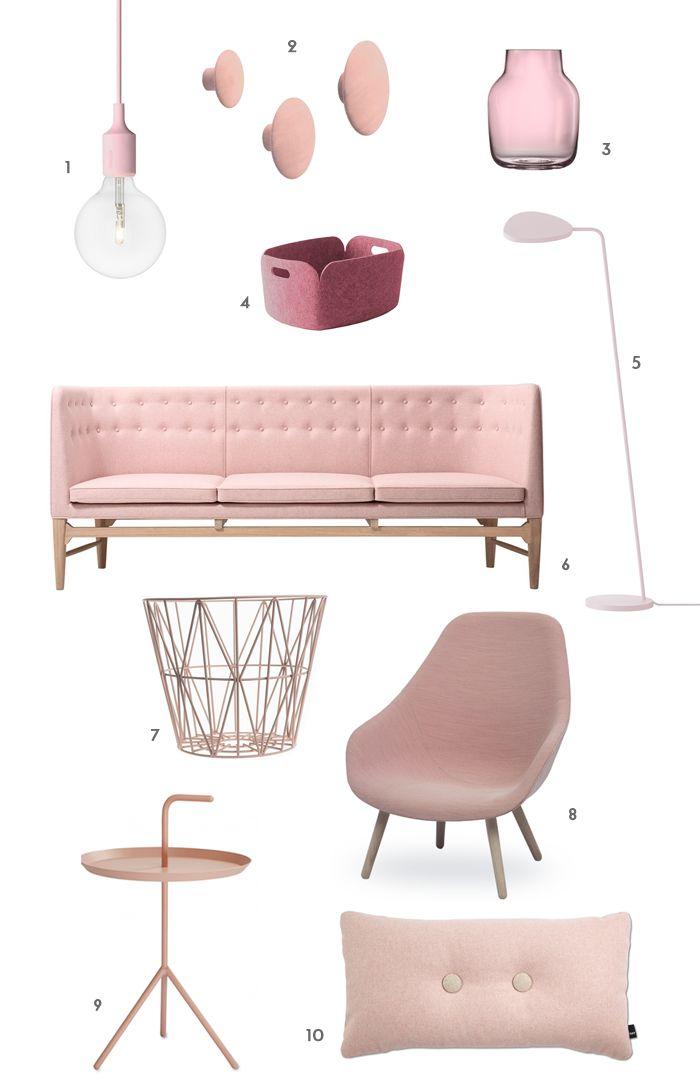 Via Only Deco Love | Nordic Design in Pantone 2016 Colour