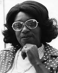 Vernetta Anderson, first black Alderman in Calgary, 1974 (3 year term)