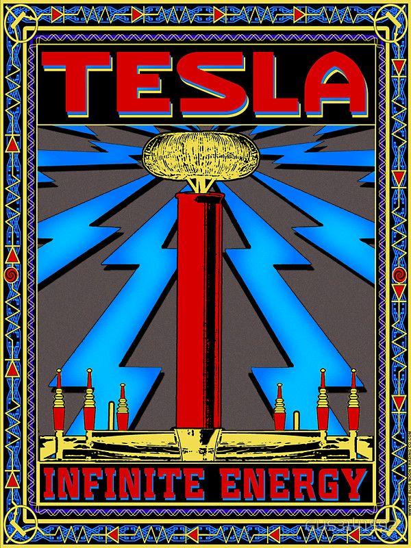 TESLA COIL - INFINITE ENERGY von GUS3141592