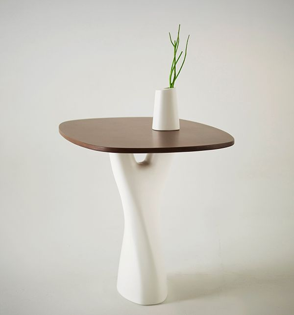 Part Table, Part Planter Product Design · Ceramic FurnitureIndustrial ...