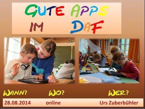 Gute Apps im DaF_ Teil 1