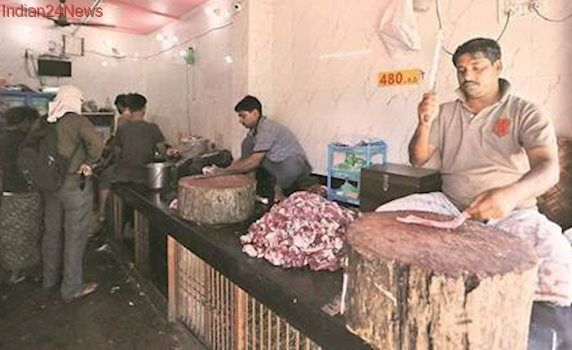 In season of meat ban, Mamata Govt rolls out meat delivery vans