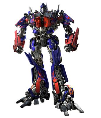 Optimus Prime in Transformers #sage #archetype #brandpersonality