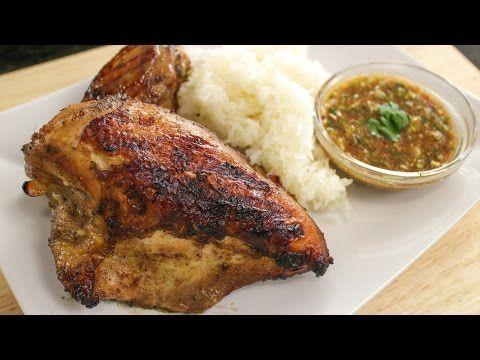 Die besten 25 gai yang ideen auf pinterest pad thai sauce how to make gai yang thai bbq chicken authentic thai food family recipe forumfinder Images