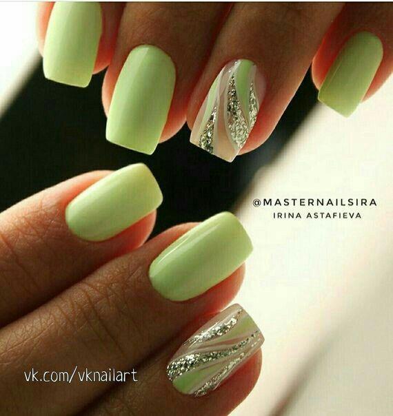 70 + Neueste Nail Arts Fashion Designs Farben & Stil – Nägel