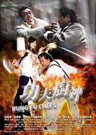 Phim Công Phu Đầu Bếp