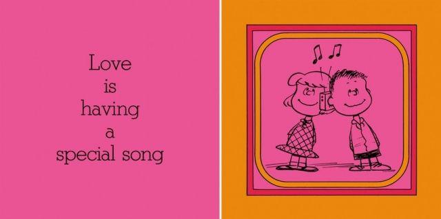 歌があること/愛とは、特別な歌があることだ。
