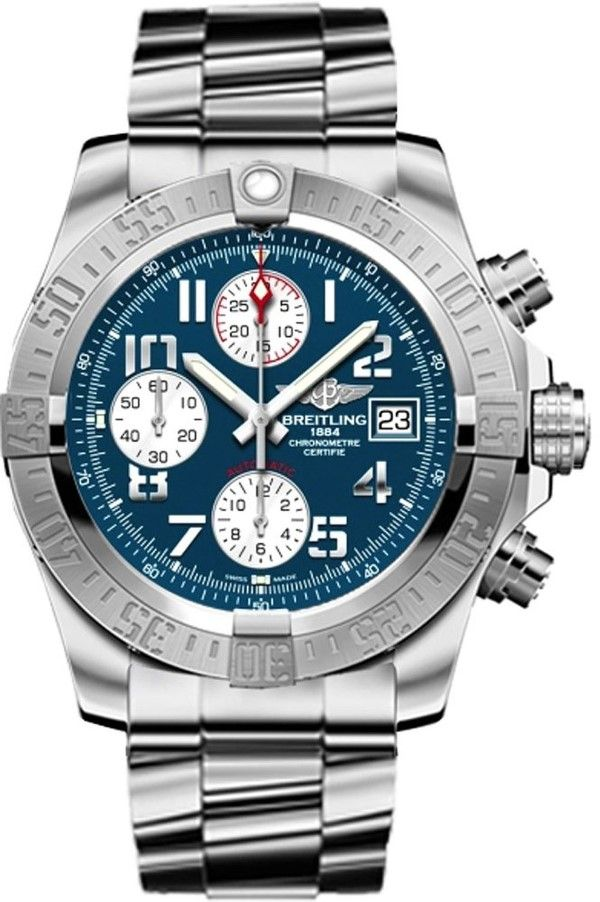 men watches: Breitling Avenger II Best watches for men