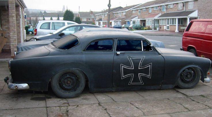 Black Rat Rod Volvo Amazon Volvo Pinterest Black
