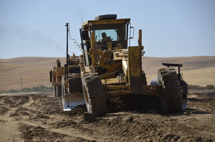 Road Grading Washington State | Call 1 888 260 7525 - Copenhaver Construction Inc