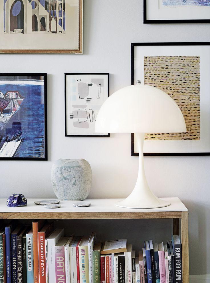 Panthella Table • Danish Design by: Arne Jacobsen • Louis Poulsen.
