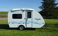 Our RV camper ultra light models - Roulottes Prolite