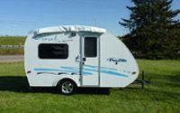 Our RV camper ultra light models - Roulottes Prolite